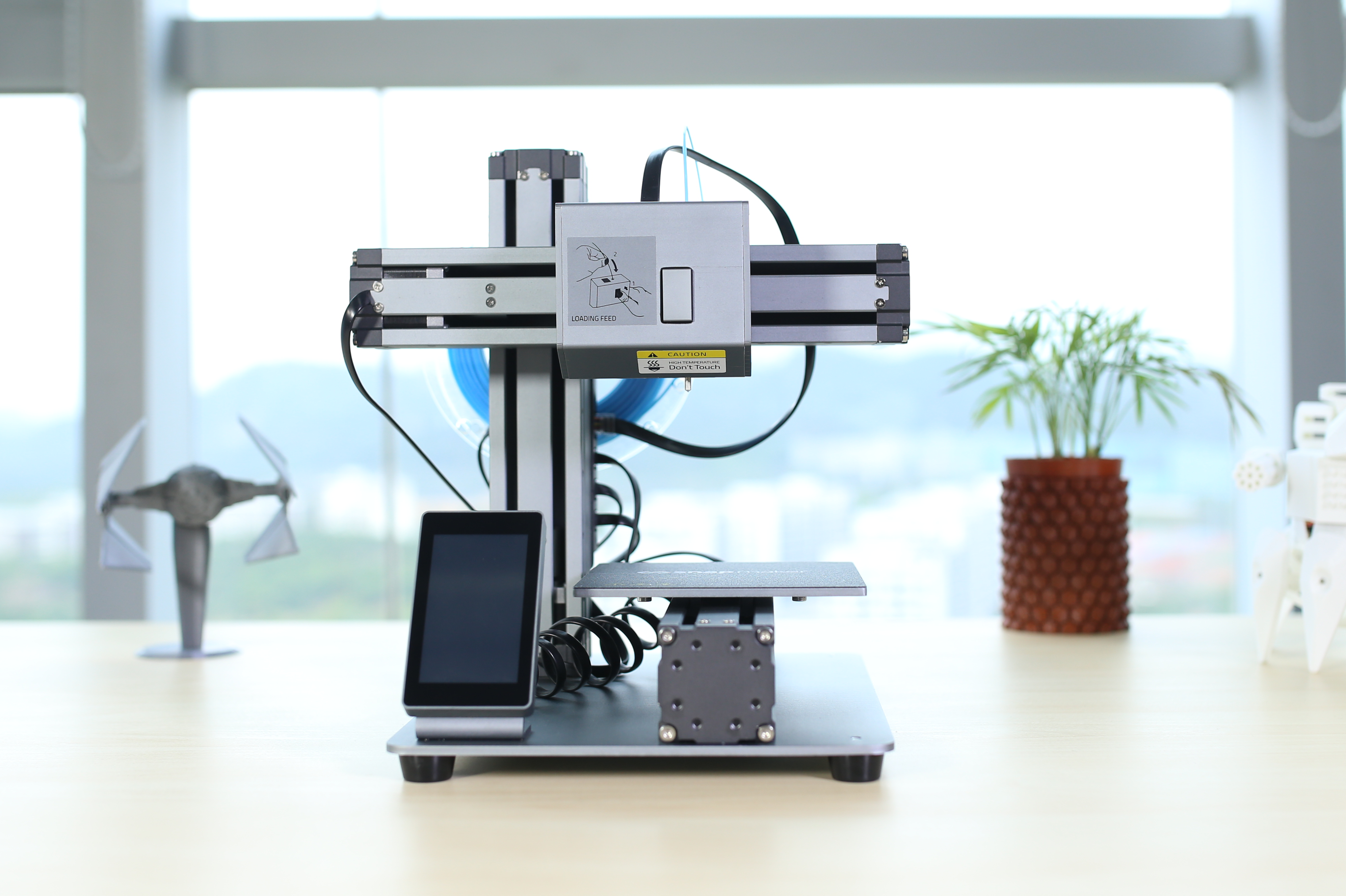 how much does a 3d printer cost uk